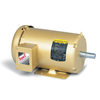 Baldor-Reliance Grounding or Three Phase Enclosed AC Motor