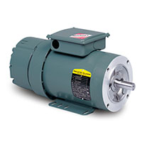 Baldor-Reliance D-Series Brake or General Unit Handling AC Motor