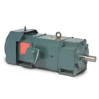 Baldor-Reliance DC Motor - 8