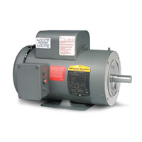 Baldor-Reliance Pressure Washer or Single Phase Enclosed AC Motor