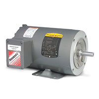 Baldor-Reliance Three Phase Enclosed AC Motor - 2