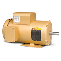 Baldor-Reliance Single Phase Enclosed AC Motor - 2
