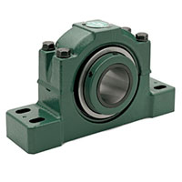 Pillow Block Double Interlock, TAF Series or Type K Bearings