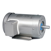 Paint Free Motors, Stainless Steel Motors