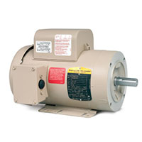 Baldor-Reliance Premium Efficient Farm Duty AC Motor - 2