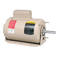 Baldor-Reliance Premium Efficient Farm Duty AC Motor - 3