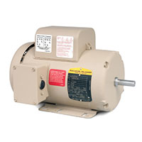 Baldor-Reliance Premium Efficient Farm Duty AC Motor - 5