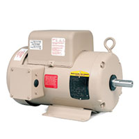 Baldor-Reliance Premium Efficient Farm Duty AC Motor - 6