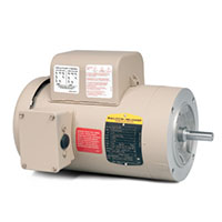 Baldor-Reliance Premium Efficient Farm Duty AC Motor - 9