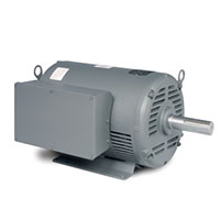 Baldor-Reliance 24.19 in. Overall Length and 96 Power Factor Grain Dryer/Centrifugal Fan AC Motor