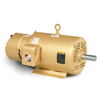 Baldor-Reliance Short-Series Brake AC Motor - 3