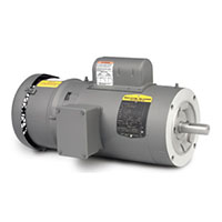 Baldor-Reliance Short-Series Brake AC Motor - 6