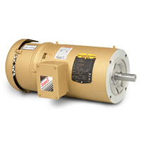Baldor-Reliance Short-Series Brake AC Motor - 9