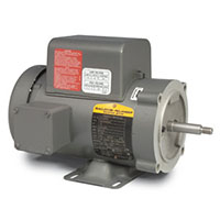 Baldor-Reliance 12.97 in. Overall Length and 11.750 in. Total Width 56J Jet Pump AC Motor