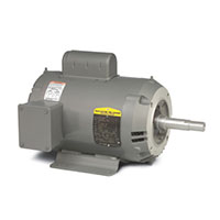 Baldor-Reliance 16.50 in. Overall Length 88 Power Factor JM,JP,WCP Close Coupled AC Motor