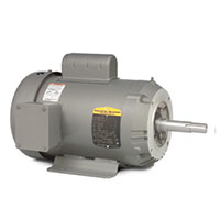 Baldor-Reliance 18.06 in. Overall Length 87 Power Factor JM,JP,WCP Close Coupled AC Motor