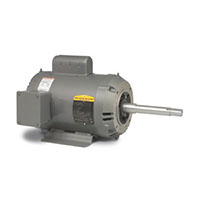 Baldor-Reliance 19.57 in. Overall Length 88 Power Factor JM,JP,WCP Close Coupled AC Motor
