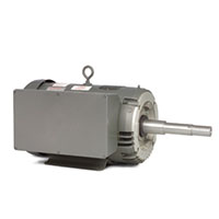 Baldor-Reliance 20.95 in. Overall Length 94 Power Factor JM,JP,WCP Close Coupled AC Motor - 2