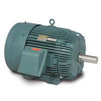 Baldor-Reliance General Severe Duty AC Motor - 4