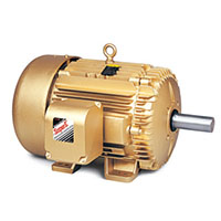 Baldor-Reliance Three Phase Enclosed AC Motor - 9