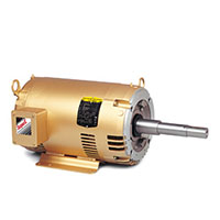 Baldor-Reliance JM,JP,WCP Close Coupled AC Motor - 5