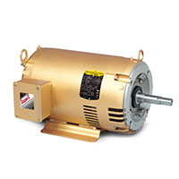 Baldor-Reliance JM,JP,WCP Close Coupled AC Motor - 6