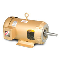 Baldor-Reliance JM,JP,WCP Close Coupled AC Motor - 7