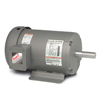 Baldor-Reliance General Purpose HVAC Motor - 2
