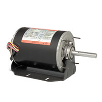 Baldor-Reliance 1,140 rpm Speed and 1.000 hp Power Rating Direct Drive Fan General Purpose HVAC Motor
