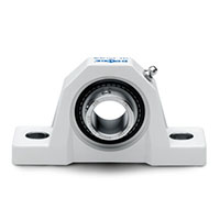 Ultra Kleen Bearings Pillow Block, 2 Bolt