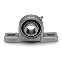 2 Bolt Pillow Block Ez Kleen Bearing - 2