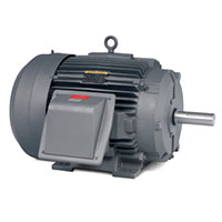 Baldor-Reliance 40.000 hp Power Rating and 94.50% Efficiency at 100% Load Automotive Duty AC Motor
