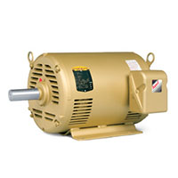 Baldor-Reliance Three Phase Open AC Motor - 3