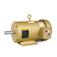 Baldor-Reliance Rolled Steel/Cast Iron AC Motor