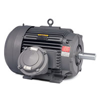 Baldor-Reliance Rolled Steel/Cast Iron AC Motor - 2