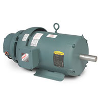 Baldor-Reliance D-Series Brake AC Motor