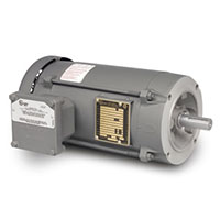 Baldor-Reliance Explosion Proof General Purpose AC Motor - 9