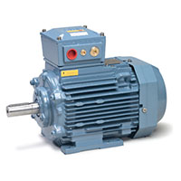 AC Motor for Explosion Atmospheres