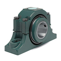 2 or 4 Bolt Pillow Block Type EXL Bearings
