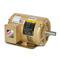 Baldor-Reliance Three Phase Open AC Motor - 4