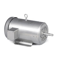 Baldor-Reliance Close-Coupled Pump AC Motor - 2