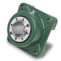 IP Bearings Flange, 4 Bolt