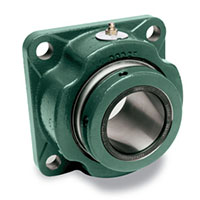 S-2000 Hd Bearings Flange, 4 Bolt