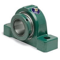 S-2000 Bearings Pillow Block, 2 Bolt