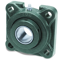 Unisphere Bearings Flange, 4 Bolt