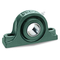 Unisphere Bearings Pillow Block, 2 Bolt