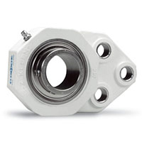 Ez Kleen Bearings Flange Bracket