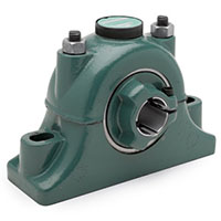 Type C Bearings Pillow Block, 2 Bolt