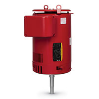 Baldor-Reliance Fire Pump AC Motor