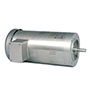 White Washdown Motors, Stainless Steel Motors